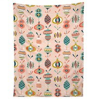 Heather Dutton Decorated Blush Tapestry