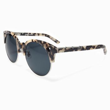 Up + At Em Sunglasses - Cookies and Cream