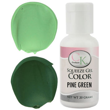 Pine Green CK Gel Paste Food Coloring
