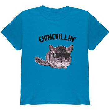 Chinchillin Chinchilla Youth T Shirt