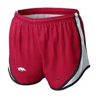 Nike Women's University of Arkansas Tempo Short