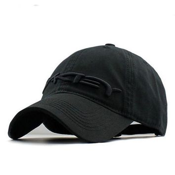 Black Oakley Baseball Cap Hat