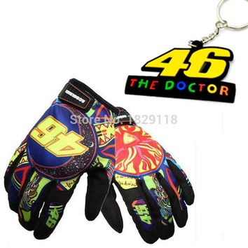 guantes luva moto Motorcycle Gloves Motocross Off Road Racing Gloves Motorbike Bicycle Cycling Outdoors Ride Protective Gloves