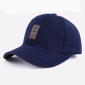Golf Cap Men Adjustable