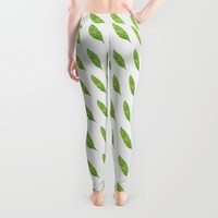 Lost in the Foliage Leggings by Catherine Holcombe