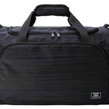 """MIER 21"""" Sports Gym Bag with Wet Pocket Travel Duffel Bag for Men and Women"""