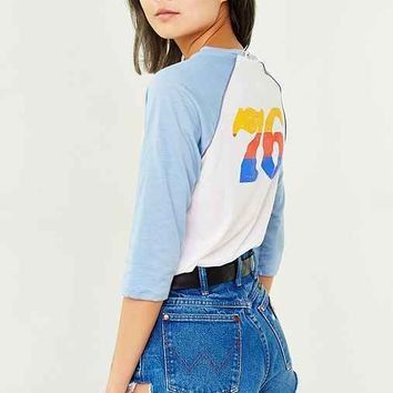 Camp Collection & UO Number 76 Raglan Tee