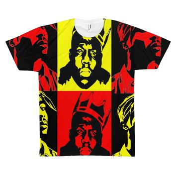Biggie and Tupac Tee