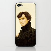Sherlock Lives iPhone & iPod Skin by MadTee