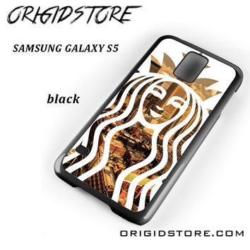 Starbucks New York For Samsung Galaxy S5 Case UY