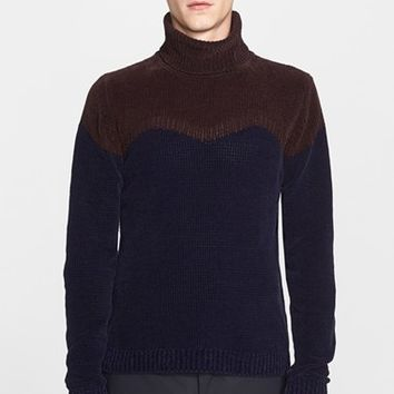 Men's J.W. ANDERSON 'Duo' Turtleneck Sweater,