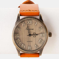 SALERNO RUSTIC WATCH