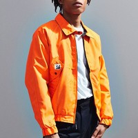 H33M Employee Issue Reversible Bomber Jacket | Urban Outfitters