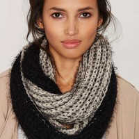 Tone it Up Knit Infinity Scarf
