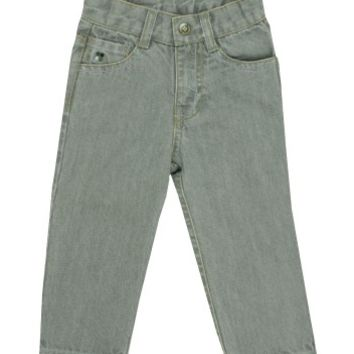 Light Gray Wash Jeans