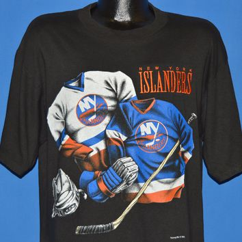 90s New York Islanders Locker Room t-shirt Extra Large