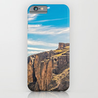 Rocky Mountains Patagonia Landscape - Santa Cruz - Argentina iPhone & iPod Case by DFLC Prints