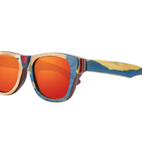 Fashion Wooden  Sunglasses - Wood Sunglasses - Wooden Eyewear