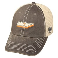 Tennessee Volunteers Official NCAA United Hat Cap by Top of the World 716183