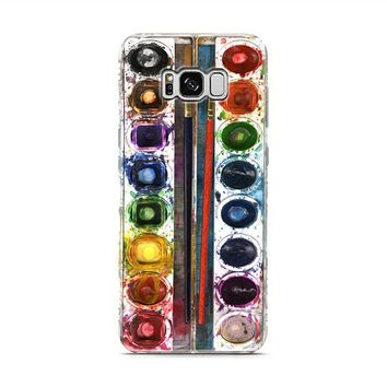 Water Colors Samsung Galaxy S8 | Galaxy S8 Plus case