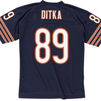 Chicago Bears Mike Ditka 1966 MITCHELL & NESS Throwback Jersey