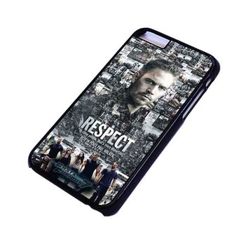 FAST AND FURIOUS 7 PAUL WALKER iPhone 4/4S 5/5S/SE 5C 6/6S 7 8 Plus X Case Cover