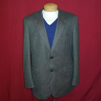 Brooks Brothers Brown Blazer Size 42 Regular