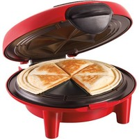 Hamilton Beach Quesadilla Maker (Red) | 25409