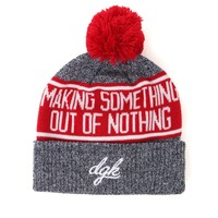 DGK Making Something Beanie - Mens Hats - Blue - One