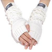 UGG Women Warm Winter Gloves Mittens