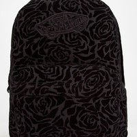 Vans Realm Backpack Black One Size For Women 25967710001
