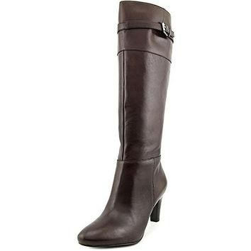 Lauren Ralph Lauren Women's Susie Leather Boots US