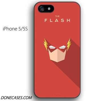 the flash vector iPhone 5 / 5S Case