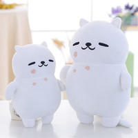 22cm/32cm Game Neko Atsume Cute Cat Plush Stuffed Animal Toy Doll  Cosplay Japanese Anime Rare