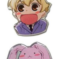 Ouran High School Host Club: Honey and Rabiit Pin Set of 2
