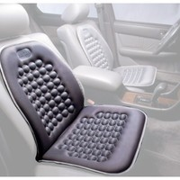Wagan IN9235 Light Gray Magnetic Bubble Seat Cushion