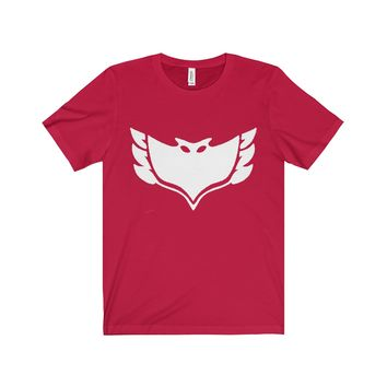 Pj Masks Owlette Adult Unisex Shirt