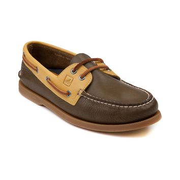 Mens Sperry Top-Sider Authentic Boat Casual Shoe