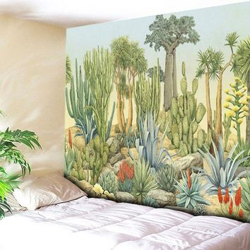 Giant Cactus Tapestry