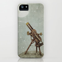 Moonrise iPhone & iPod Case by Eric Fan