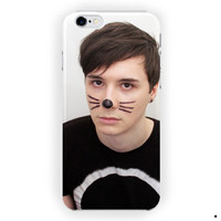 Dan Howell Youtuber Design Cover For iPhone 6 / 6 Plus Case