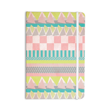 "Louise Machado ""Luna"" Pastel Pattern Everything Notebook"