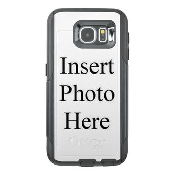 Custom OtterBox Commuter Samsung Galaxy S6 Case