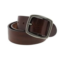 Tommy Bahama Mens Italian Leather Textured Casual Belt