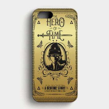 The Legend Of Zelda iPhone SE Case