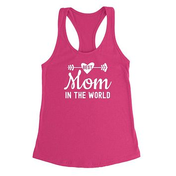 Best mom in the world Tank Top