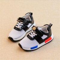 Kids Shose Mesh Breathable Children Sneakers Child Casual Shoes Fashion Sport Shoes Boys Girls Running Shoes