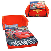 Disney Pixar Cars 2 - Flip Sofa with Slumber