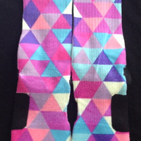 Nike Optical Pyramid 1.0 Elite Socks by SNEAKERHEADSCLOTHING