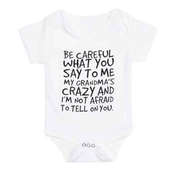 Hilarious Baby Bodysuit for any parent!